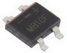 Bridge Rectifier MB10F 0.5A
