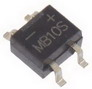 Bridge Rectifier MB10S 0.5A