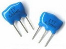 4MHz Ceramic Crystal Rsonators 3pin