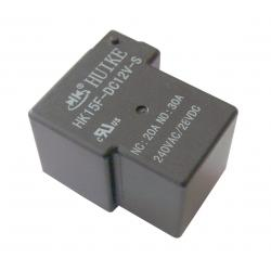 HK15F DC12V Electromagnetic Relay 30A
