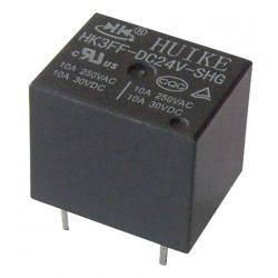 HK3FF DC12V Electromagnetic Relay 10A