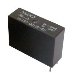 HK43F DC12V Electromagnetic Relay 5A