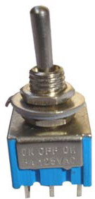 Toggle switch 203