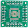 QFP TQFP LQFP Converter PCB Board Double layer