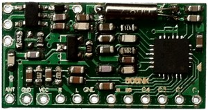Fully Integrated Stereo FM Radio Transmitter Module 806NK